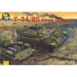 T-34/85 repair vehicle