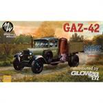 GAZ-42 Soviet truck