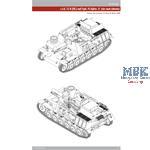 #44 - 15cm sIG33 auf Fgst.Panzer II, III & StuIG33