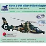 Harbin Z-9WA Military Utility Helicopter (3er Set)