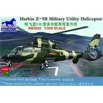 Harbin Z-9B Military Utility Helicopter (3er Set)