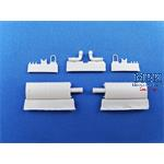 T-30/34 Detailed Exhaust Set
