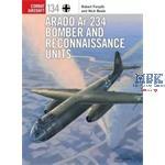 Combat Aircraft: Arado Ar 234 Bomber and Recce