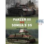 Duel: Panzer III vs Somua S 35 - Belgium 1940