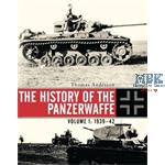 Anderson: The History of the Panzerwaffe -Volume 1