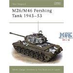 M26/ M46 Pershing Tank 1943–53