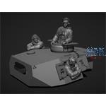 German Panzer turret crew Set (Pz.III/IV)