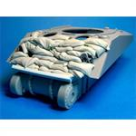 Sand Armor for M4 Sherman Tanks (Early hull)