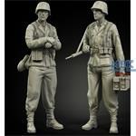 Waffen-SS MG-42 team Set