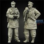 Waffen-SS Anorakanzug officers set