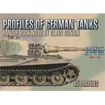 Profiles of German Tanks Panzer Book III