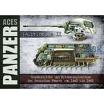 Panzer Aces Farbprofile II DEUTSCH 1943-45