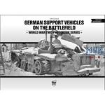 German Support Vehicles on the battlefield #22