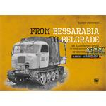 From Bessarabia to Belgrade - March-October 1944