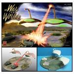 Krieg der Welten War Machines Attack Diorama