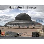 Haunebu II Saucer / Reichsflugscheibe  (1:144)