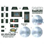 Viper Mk 2 Photoetch & Decal Set