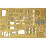 "22"" Eagle Photoetch Set 1:48"