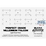 Perfect Grade Falcon Photoetch Set 1/72