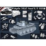 Panzer 38(t) Ausf.E/F