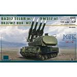 9A317 TELAR w/9M317 of 9K37M2 BUK M2 (SAM-17)