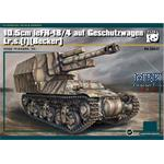 10,5 cm LeFH - 18/4 auf GW Lr.s.(f) (Becker)