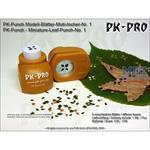 PK-Punch - Modell-Blätter-Leaf Modell 1