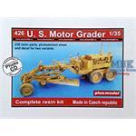 US Motor Grader 1/35