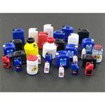 Plastic cans / Plastikanister