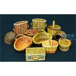 Wicker Baskets small / kleine Weidenkörbe