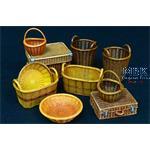 Wicker Baskets big / Große Weidenkörbe