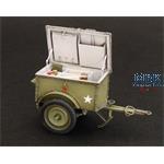 U.S. Telephone trailer K-38 1/35