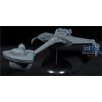 Star Trek Klingon K't'inga-Class I.K.S. Amar