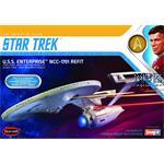 "Star Trek U.S.S. Enterprise Refit ""Wrath of Khan"""