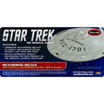 TOS Enterprise 1701 1:350 Weathering Decals
