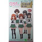 Girls & Panzer: Ankou-san Team Figure Set