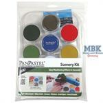 PanPastel 7er Set Szenerie+ Softools