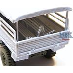 2t milgl Unimog U1300 Ladefläche Personentransport