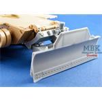 M1 ABV Dozer Blade