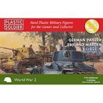 Panzer 38(t) and Marder - 3 Stück + 30 Figuren