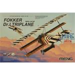 Fokker Dr.I Triplane - Roter Baron 1:24