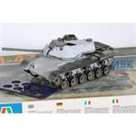 Rad-Lackierschablone M47 Patton (Revell/Italeri)