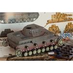 Rad-Lackierschablone Panzer IV (Tamiya (neu))