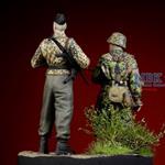 WSS Panzer Division HJ Summer 1944 Set  1/35