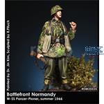 Battlefront Normandy Waffen SS Pionier  1/35