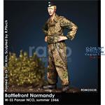 Battlefront Normandy Waffen SS Panzer NCO 1/35