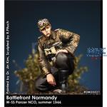 Battlefront Normandy Waffen SS Panzer NCO II 1/35