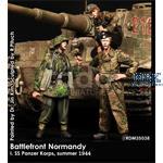 Battlefront Normandy I. SS Panzer Korps 1944 1/35