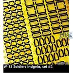 Waffen SS Insignia Set 2