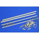 Wooden ladder / Holzleiter